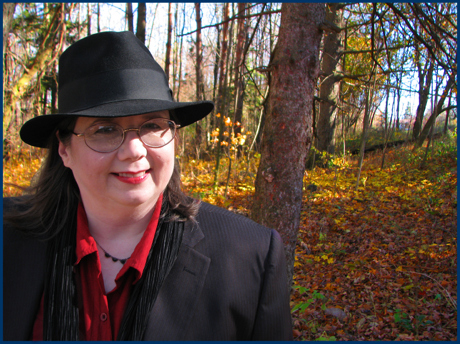 Laurel L. Russwurm, self publishing novelist