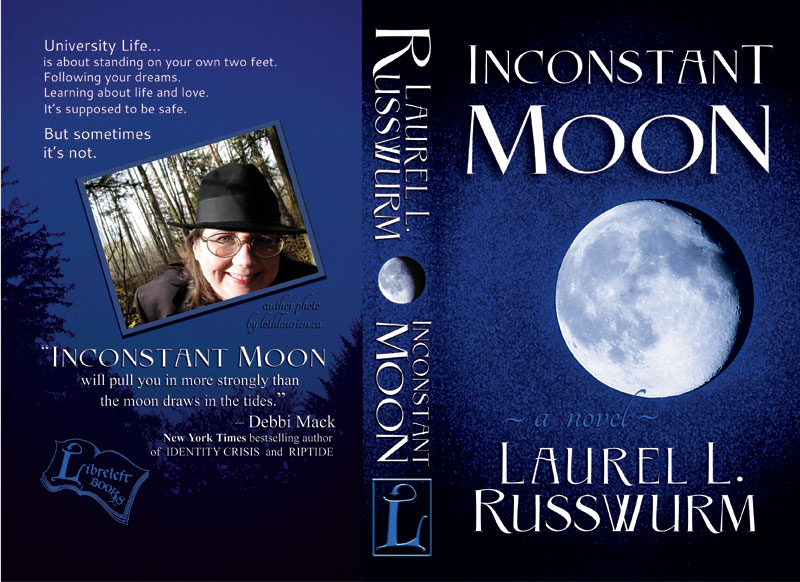 Inconstant Moon Paperback Edition Cover Art