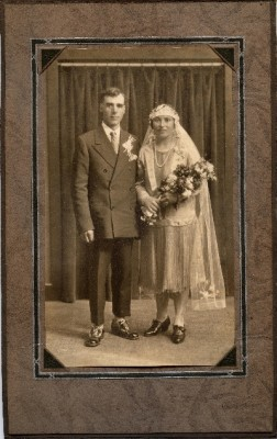 my grandparents wedding