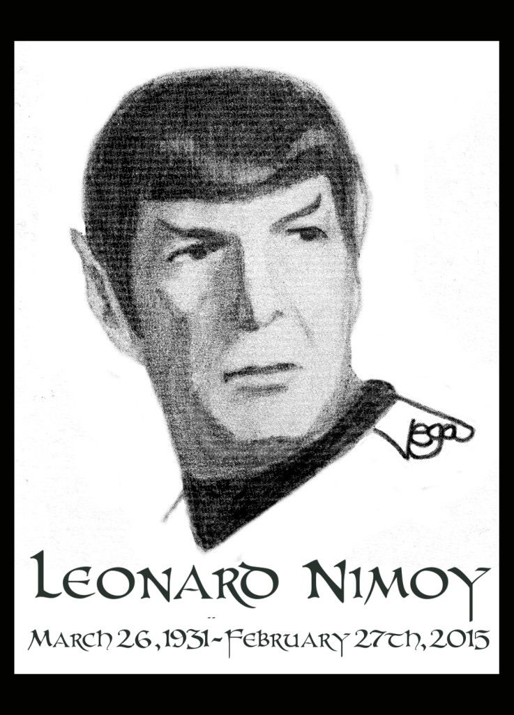 Leonard Nimoy RIP